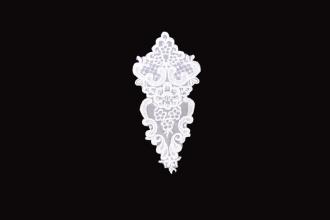 APL-284 biały, ecru